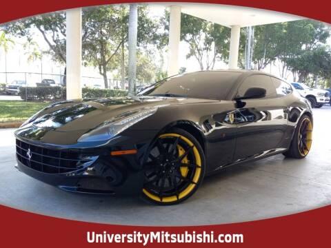 2013 Ferrari FF for sale at FLORIDA DIESEL CENTER in Davie FL