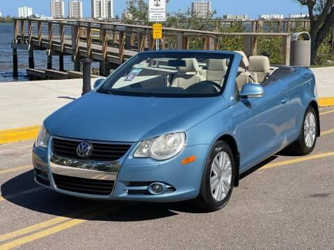 2008 Volkswagen Eos for sale at Orlando Auto Sale in Port Orange FL