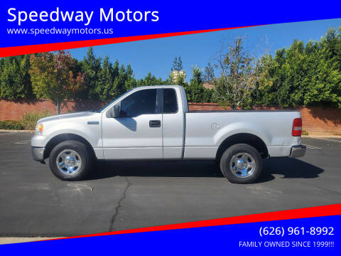 2005 Ford F-150 for sale at Speedway Motors in Glendora CA