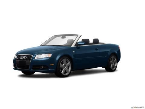 2009 Audi A4 for sale at SULLIVAN MOTOR COMPANY INC. in Mesa AZ