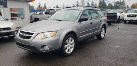 2008 Subaru Outback for sale at Ron's Auto Sales in Hillsboro OR