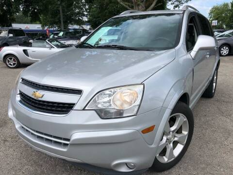2014 Chevrolet Captiva Sport for sale at Atlantic Auto Sales in Garner NC