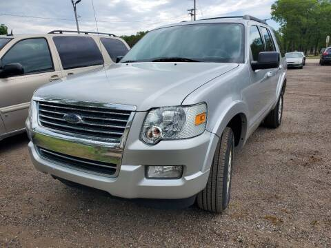2009 Ford Explorer for sale at ASAP AUTO SALES in Muskegon MI