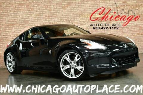 2012 Nissan 370Z for sale at Chicago Auto Place in Bensenville IL
