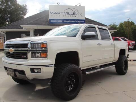 2014 Chevrolet Silverado 1500 for sale at Maryville Auto Sales in Maryville TN