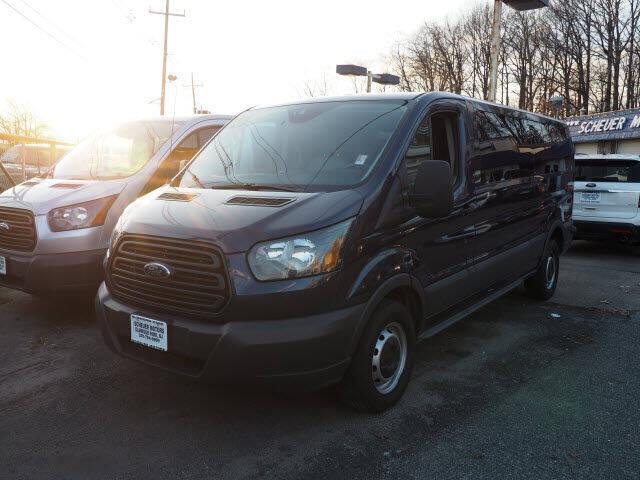 2016 Ford Transit Passenger for sale at Scheuer Motor Sales INC in Elmwood Park NJ