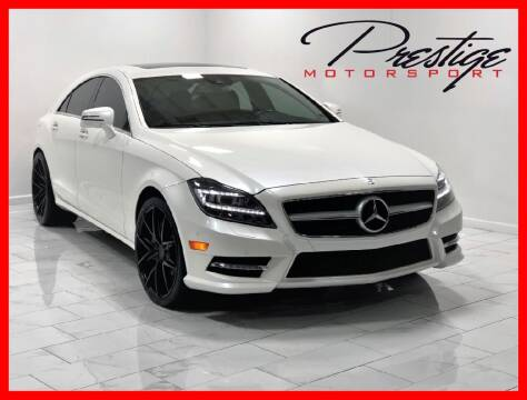 2014 Mercedes-Benz CLS for sale at Prestige Motorsport in Rancho Cordova CA
