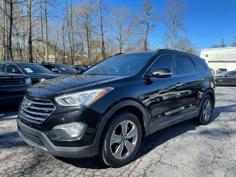 2013 Hyundai Santa Fe for sale at Car Online in Roswell GA
