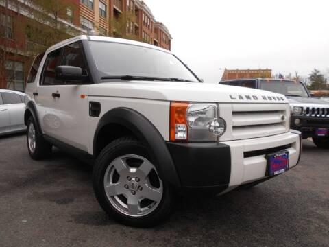 2006 Land Rover LR3 for sale at H & R Auto in Arlington VA