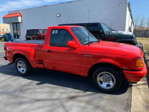 1993 Ford Ranger for sale at Auto Sports in Hickory NC