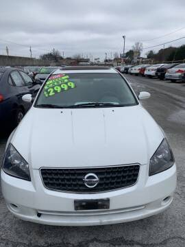 2006 Nissan Altima for sale at J D USED AUTO SALES INC in Doraville GA