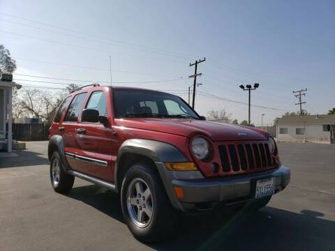 2006 Jeep Liberty for sale at First Shift Auto in Ontario CA