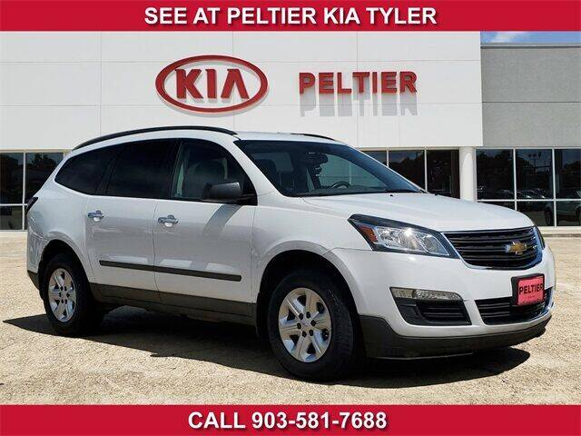 2016 Chevrolet Traverse for sale in Tyler, TX