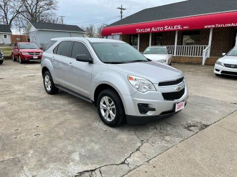 2015 Chevrolet Equinox for sale at Taylor Auto Sales Inc in Lyman SC