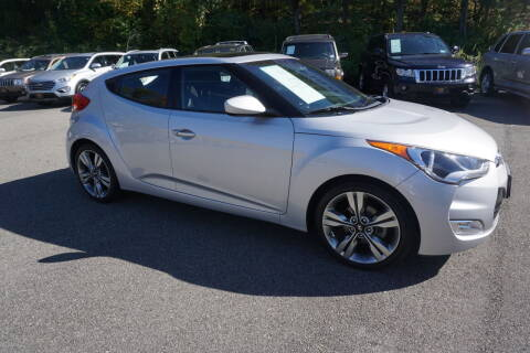 2017 Hyundai Veloster for sale at Bloom Auto in Ledgewood NJ