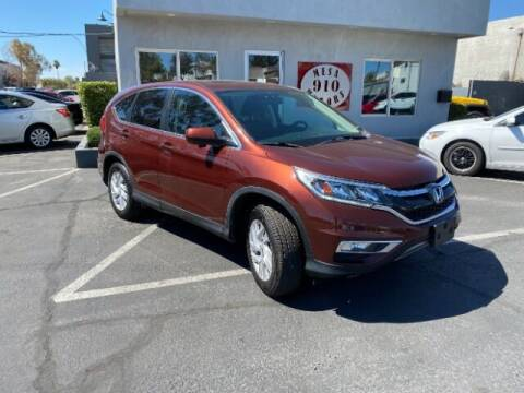 2015 Honda CR-V for sale at Brown & Brown Wholesale in Mesa AZ