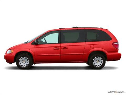 2002 Chrysler Town and Country for sale at CHAPARRAL USED CARS in Piney Flats TN