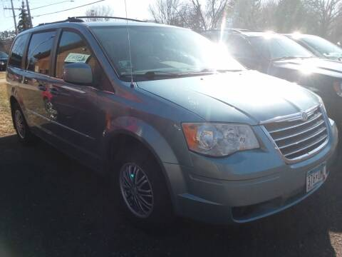 2009 Chrysler Town and Country for sale at Sunrise Auto Sales in Stacy MN