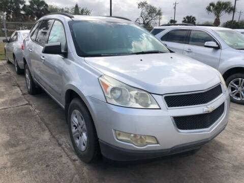 2009 Chevrolet Traverse for sale at Brownsville Motor Company in Brownsville TX