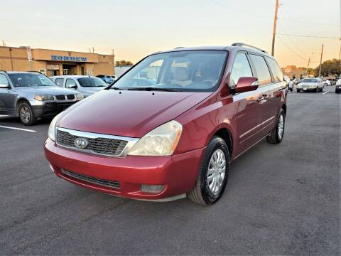 2011 Kia Sedona for sale at Image Auto Sales in Dallas TX