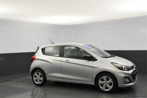 2020 Chevrolet Spark for sale at Tim Short Auto Mall in Corbin KY