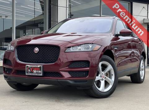 2017 Jaguar F-PACE for sale at Carmel Motors in Indianapolis IN