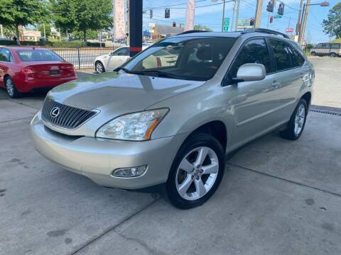 2007 Lexus RX 350 for sale at Michael's Imports in Tallahassee FL