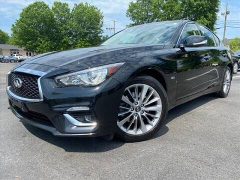2018 Infiniti Q50 for sale at iDeal Auto in Raleigh NC
