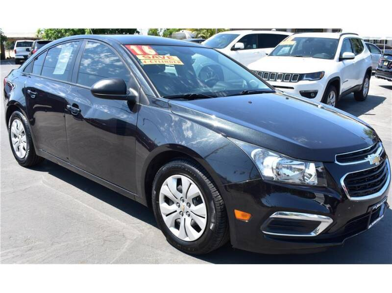 2016 Chevrolet Cruze Limited for sale in Atwater, CA
