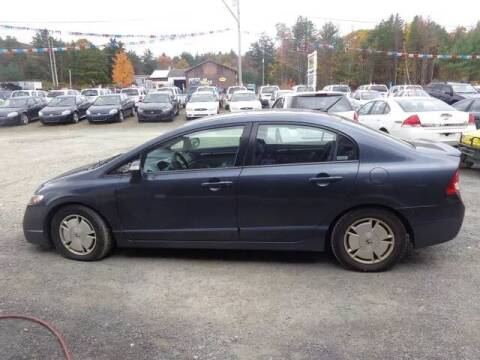 2010 Honda Civic for sale at Upstate Auto Sales Inc. in Pittstown NY