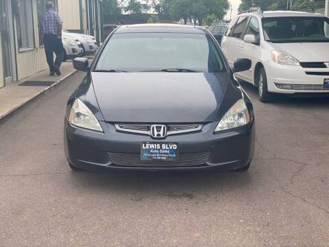 2005 Honda Accord for sale at Lewis Blvd Auto Sales in Sioux City IA