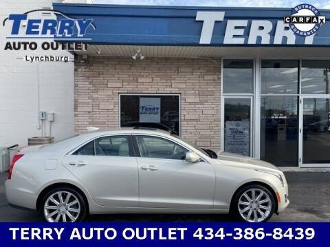 2016 Cadillac ATS for sale at Terry Auto Outlet in Lynchburg VA