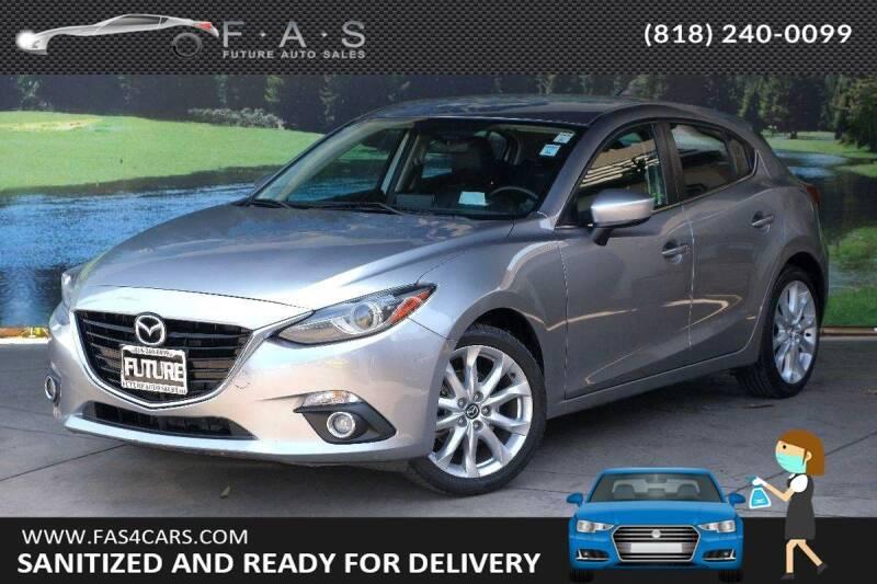 2014 Mazda MAZDA3 for sale at Best Car Buy in Glendale CA