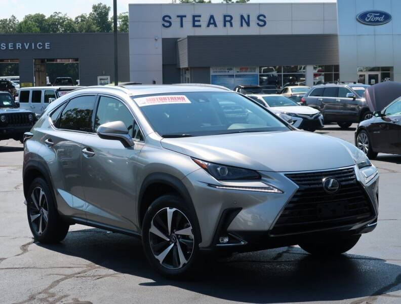 2020 Lexus NX 300 for sale at Stearns Ford in Burlington NC