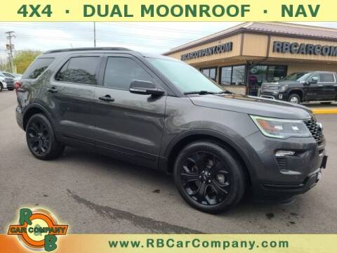 2019 Ford Explorer for sale at R & B Car Company in South Bend IN