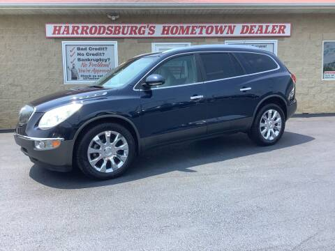 2012 Buick Enclave for sale at Auto Martt, LLC in Harrodsburg KY