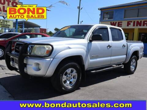 2005 Toyota Tacoma for sale at Bond Auto Sales in St Petersburg FL