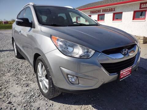 2011 Hyundai Tucson for sale at Sarpy County Motors in Springfield NE