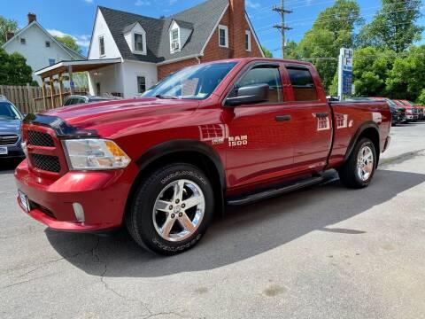 2013 RAM Ram Pickup 1500 for sale at SETTLE'S CARS & TRUCKS in Flint Hill VA