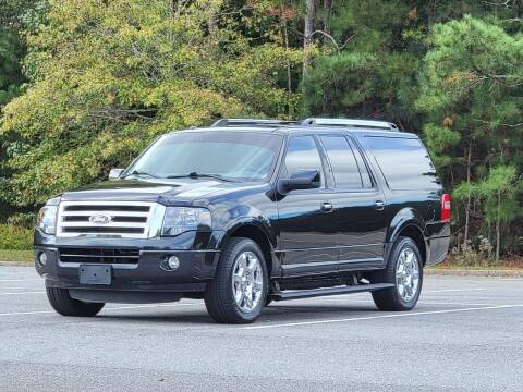 2014 Ford Expedition EL for sale at United Auto Gallery in Suwanee GA