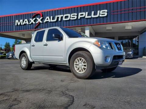 2016 Nissan Frontier for sale at Maxx Autos Plus in Puyallup WA