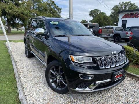 2016 Jeep Grand Cherokee for sale at Beach Auto Brokers in Norfolk VA