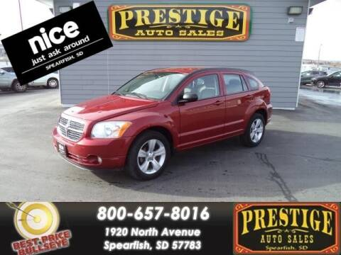 2010 Dodge Caliber for sale at PRESTIGE AUTO SALES in Spearfish SD