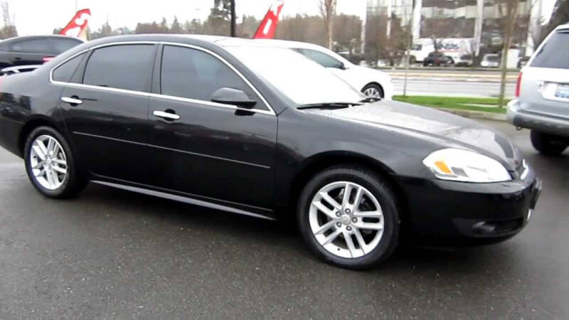 2012 Chevrolet Impala for sale at Action Automotive Service LLC in Hudson NY
