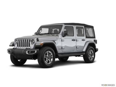 2020 Jeep Wrangler for sale at Ideal Motor Group in Staten Island NY