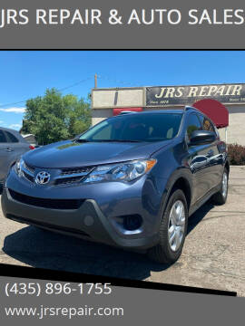 2014 Toyota RAV4 for sale at JRS REPAIR & AUTO SALES in Richfield UT
