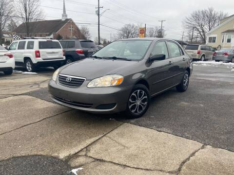 2005 Toyota Corolla for sale at Metacom Auto Sales in Ware RI