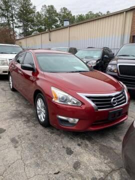 2014 Nissan Altima for sale at LAKE CITY AUTO SALES - Jonesboro in Morrow GA