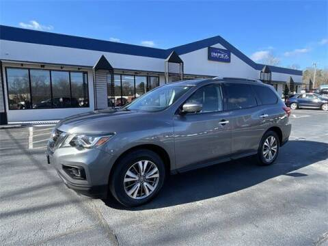 2018 Nissan Pathfinder for sale at Impex Auto Sales in Greensboro NC