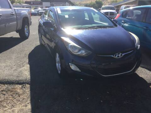 2011 Hyundai Elantra for sale at Small Car Motors in Carson City NV